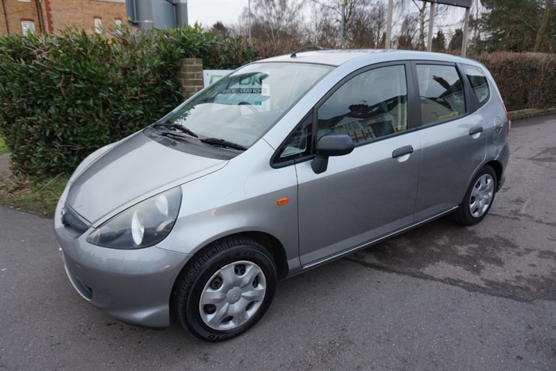 used Honda Jazz DSI S in chelmsford-essex