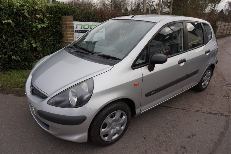 used Honda Jazz 1.2 i-DSI S 5dr in chelmsford essex