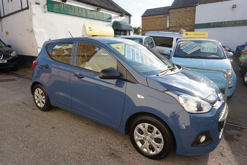 used Hyundai i10 S AIR in chelmsford-essex