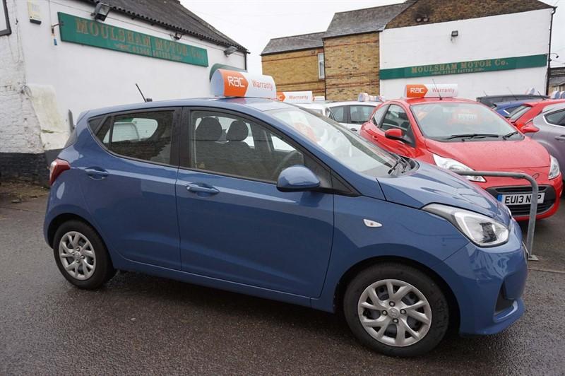 used Hyundai i10 SE 5dr in chelmsford-essex