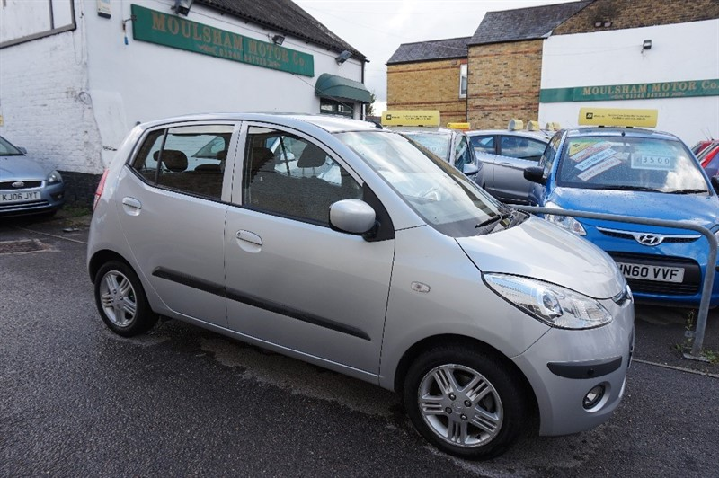 used Hyundai i10 COMFORT in chelmsford essex