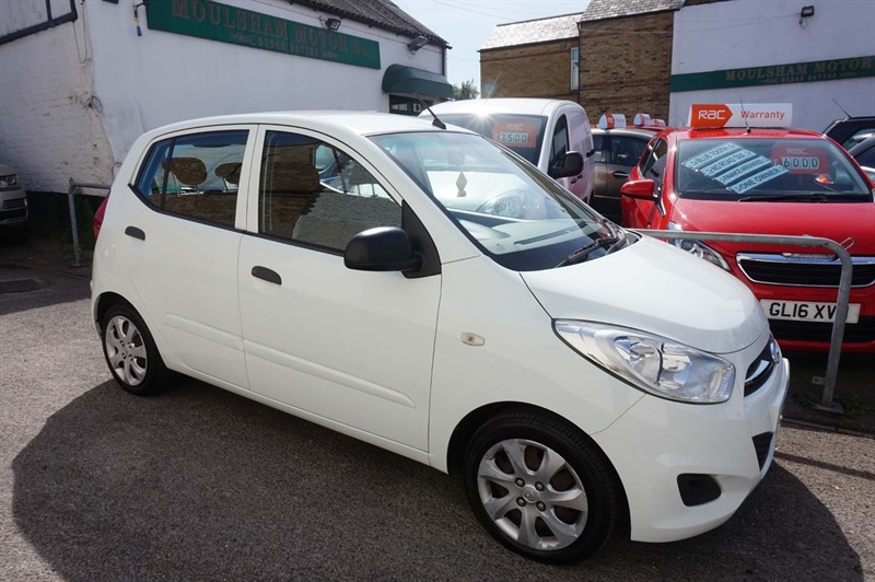 used Hyundai i10 1.2 Classic 5dr in chelmsford-essex