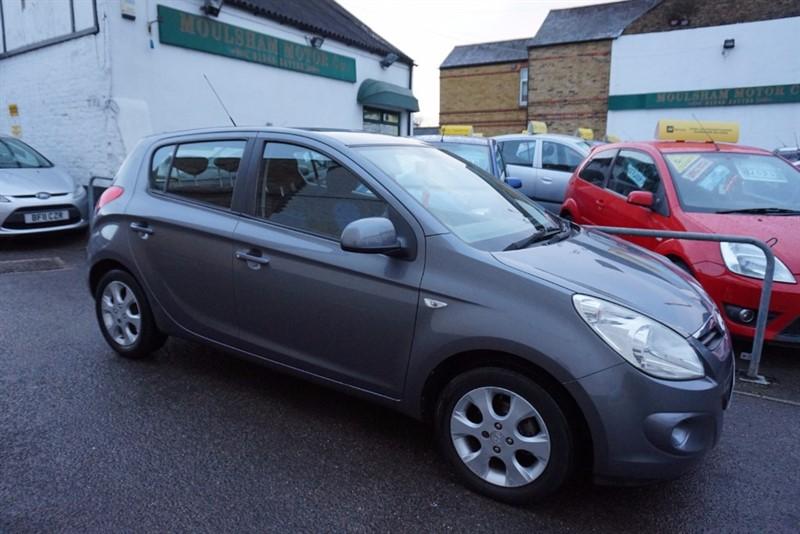 used Hyundai i20 COMFORT in chelmsford essex