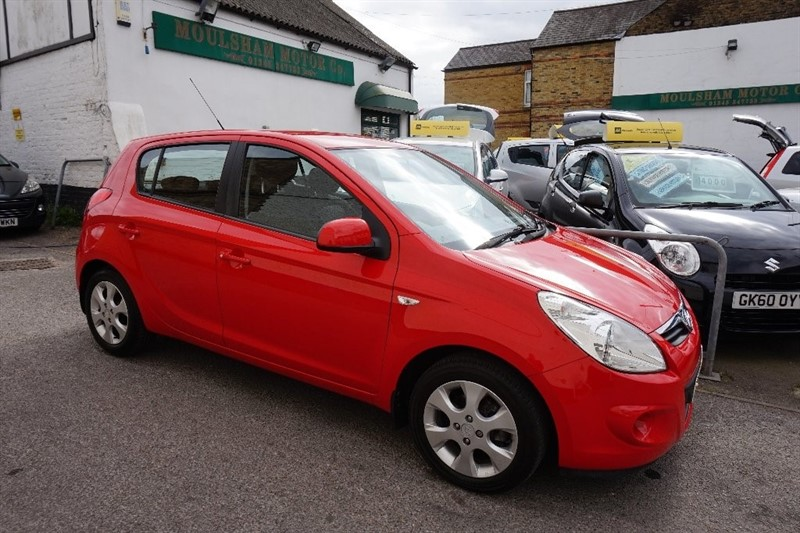 used Hyundai i20 1.2 Comfort 5dr in chelmsford essex