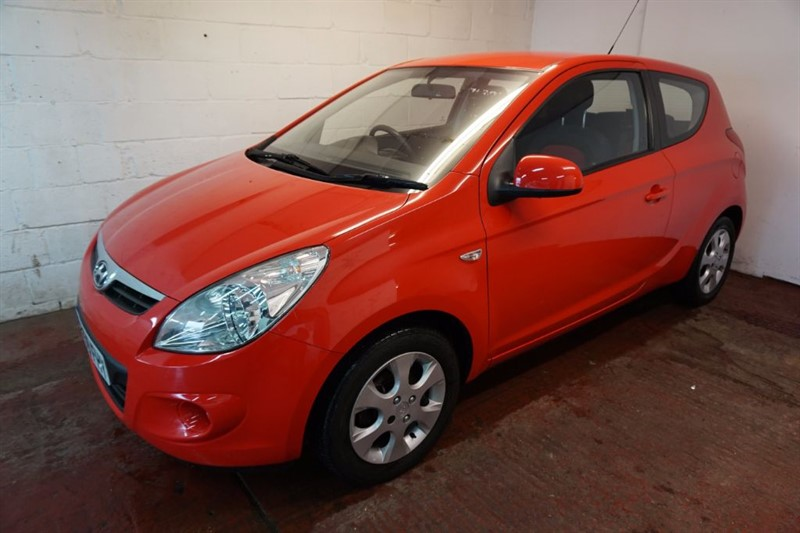used Hyundai i20 COMFORT in chelmsford essex