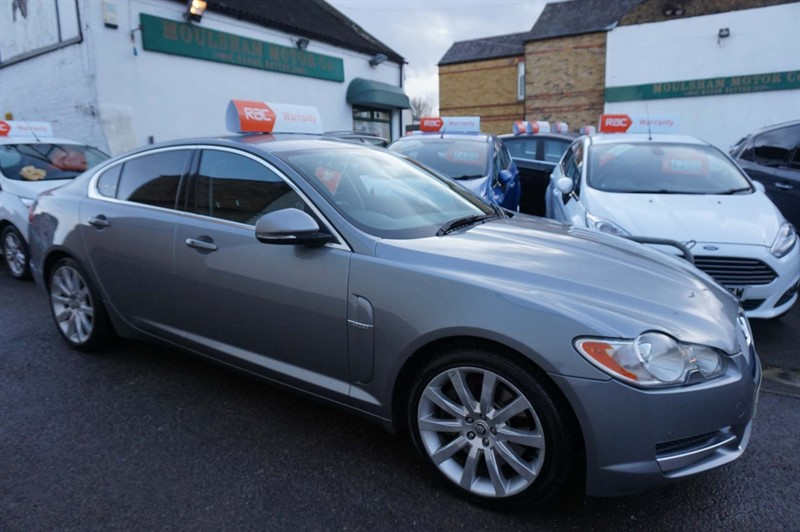 used Jaguar XF TD V6 Premium Luxury 4dr in chelmsford-essex