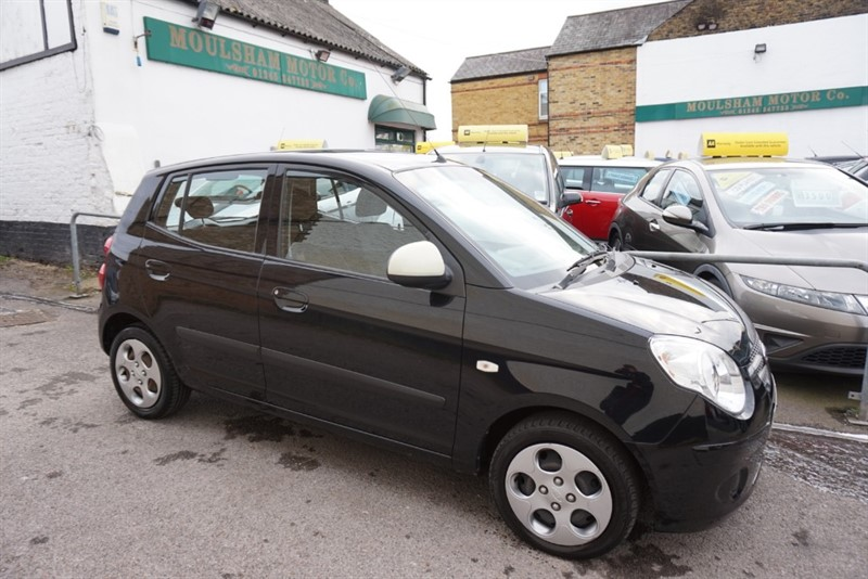 used Kia Picanto STRIKE in chelmsford essex