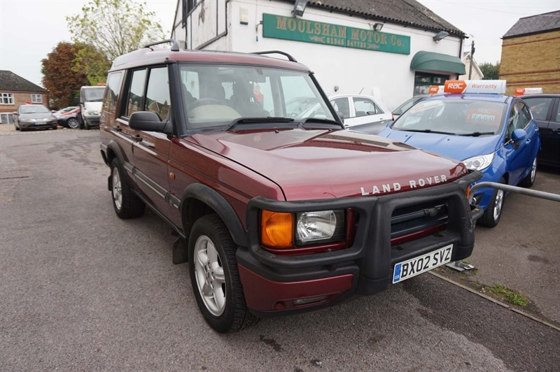used Land Rover Discovery TD5 XS 5dr (5 Seats) in chelmsford-essex