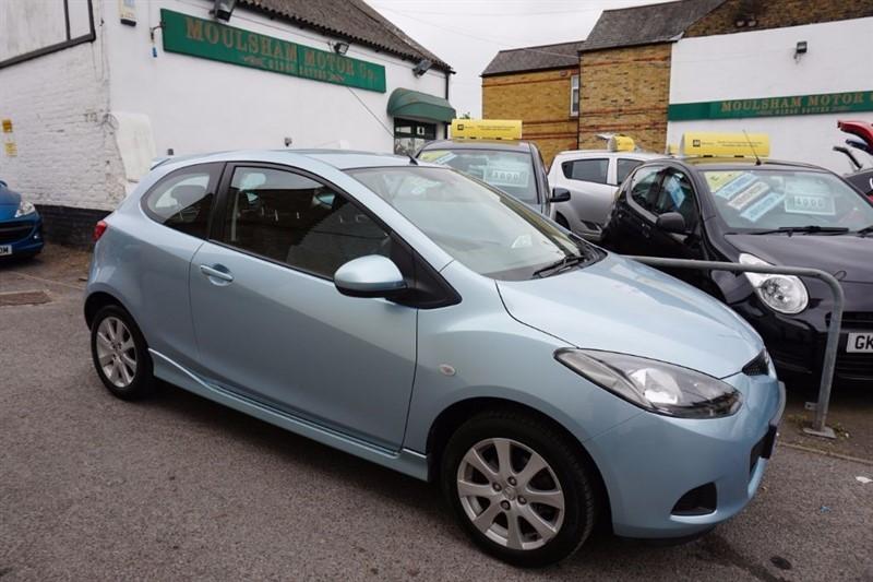 used Mazda Mazda2 1.3 TS2 3dr in chelmsford essex