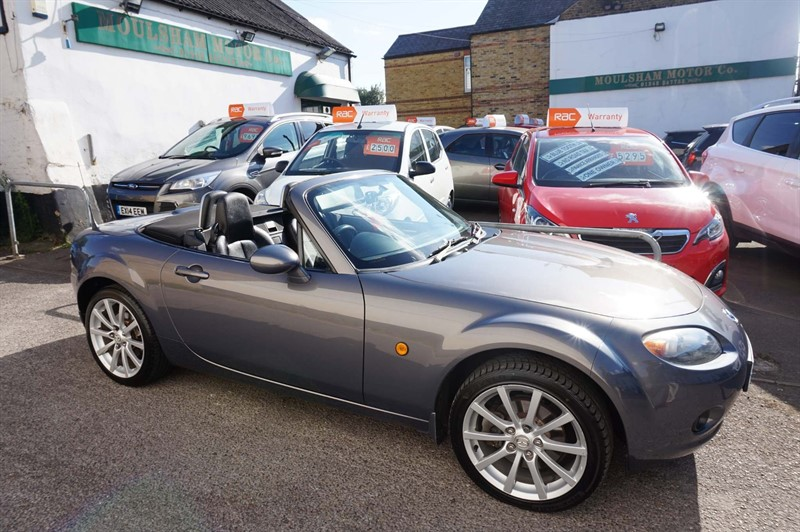 used Mazda MX-5 Sport 2dr in chelmsford-essex