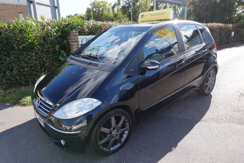 used Mercedes A180 CDI A180 CDI AVANTGARDE SE in chelmsford-essex