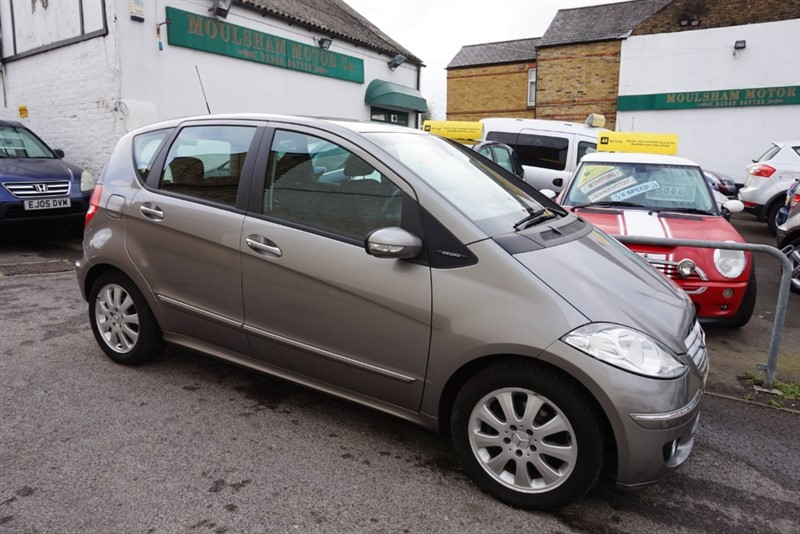 used Mercedes A200 ELEGANCE SE in chelmsford-essex