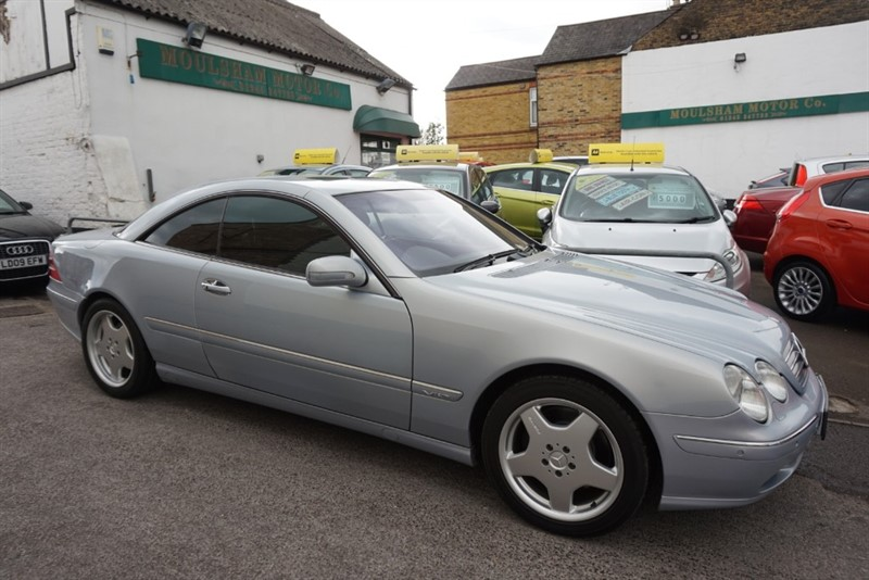 used Mercedes CL600 CL600 in chelmsford-essex