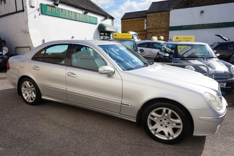 used Mercedes E320 CDI in chelmsford essex