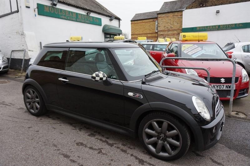 used MINI Cooper S  in chelmsford essex