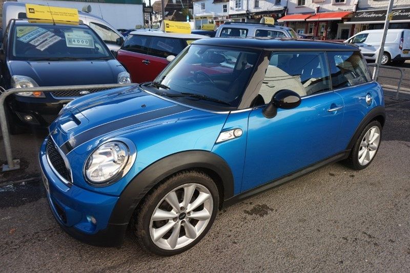used MINI Cooper S COOPER S in chelmsford-essex