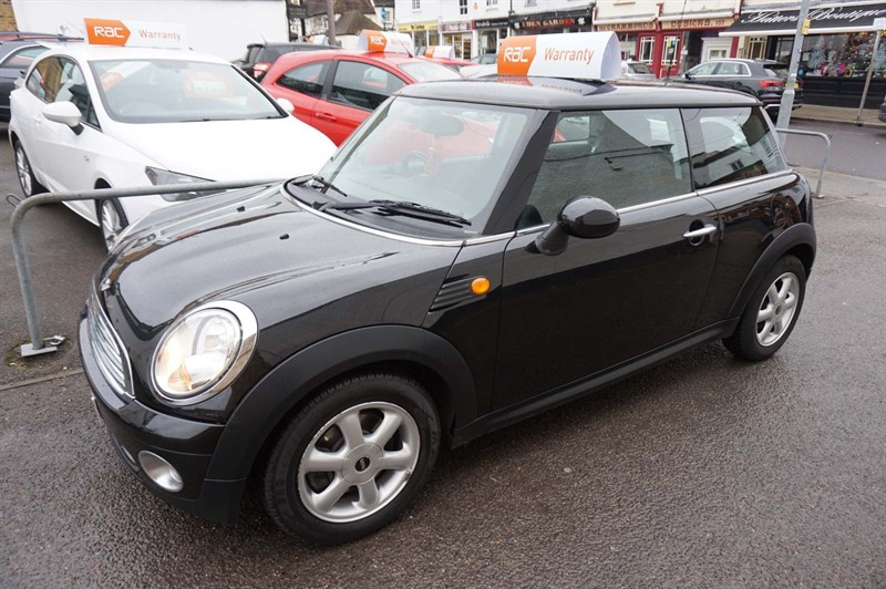 used MINI Hatch One 3dr in chelmsford-essex