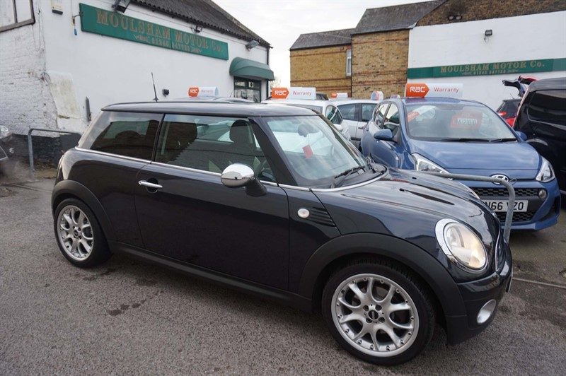 used MINI Hatch Cooper 3dr in chelmsford-essex