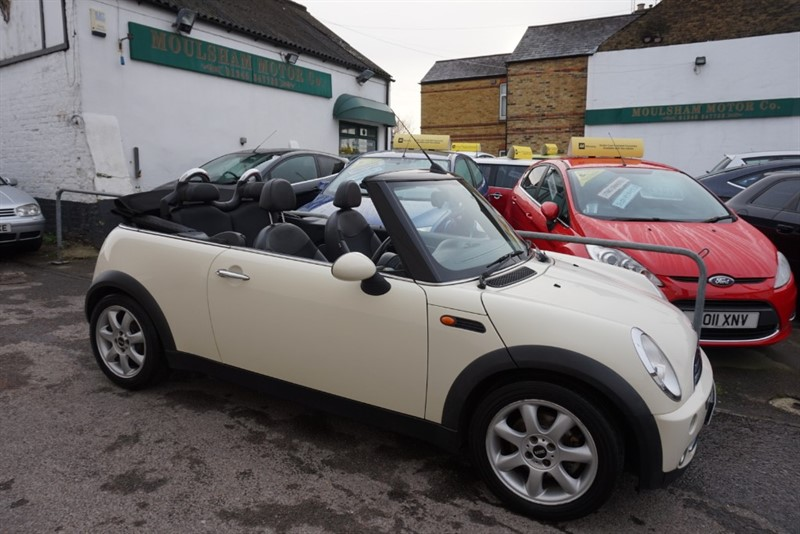 used MINI  COOPER in chelmsford-essex