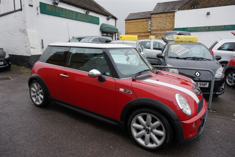 used MINI Cooper S COOPER S in chelmsford essex