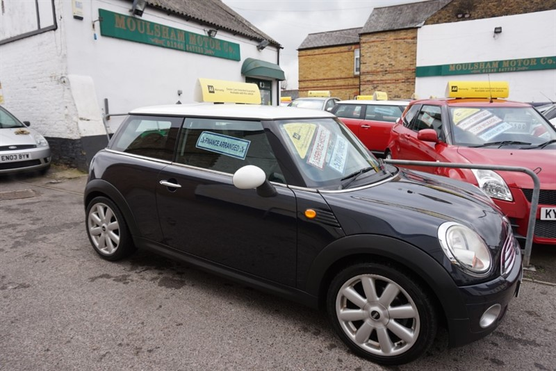 used MINI Cooper COOPER in chelmsford essex