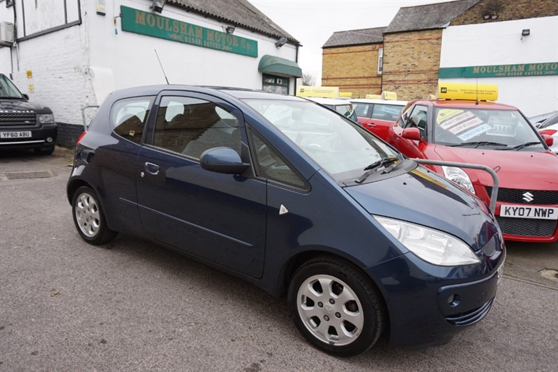 used Mitsubishi Colt CZ2 in chelmsford essex