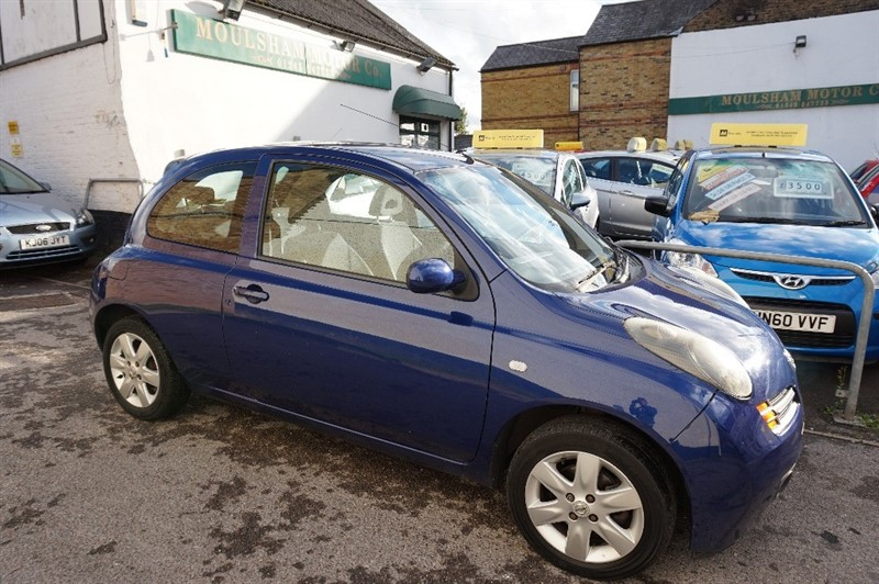 used Nissan Micra SX in chelmsford essex