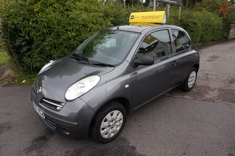 used Nissan Micra INITIA in chelmsford-essex