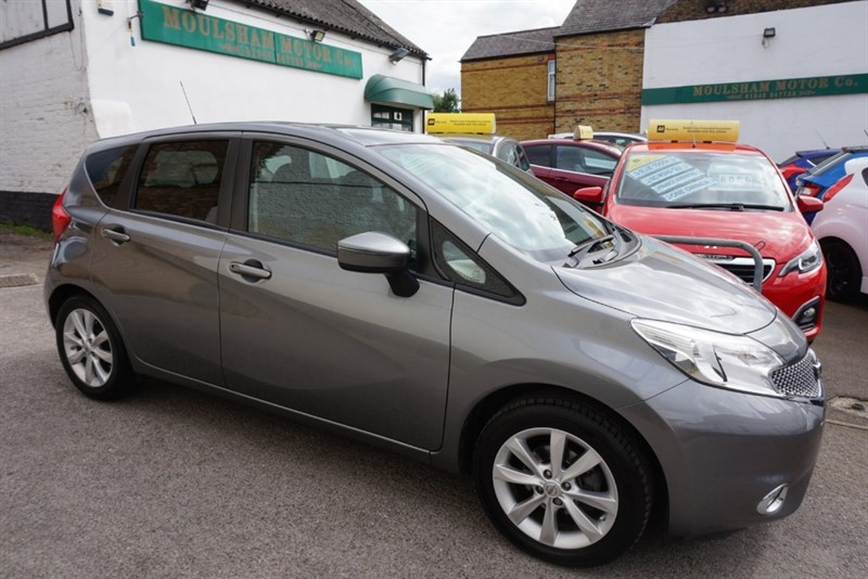 used Nissan Note ACENTA PREMIUM DIG-S in chelmsford-essex