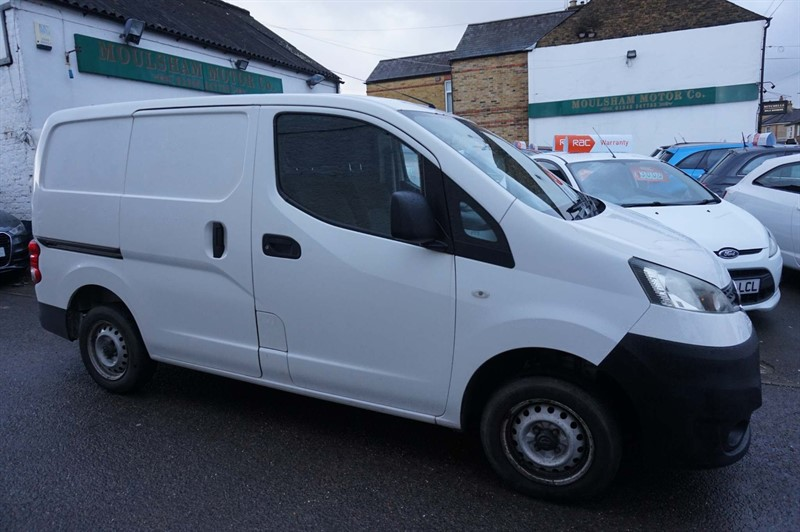 used Nissan NV200 dCi SE 5dr in chelmsford-essex