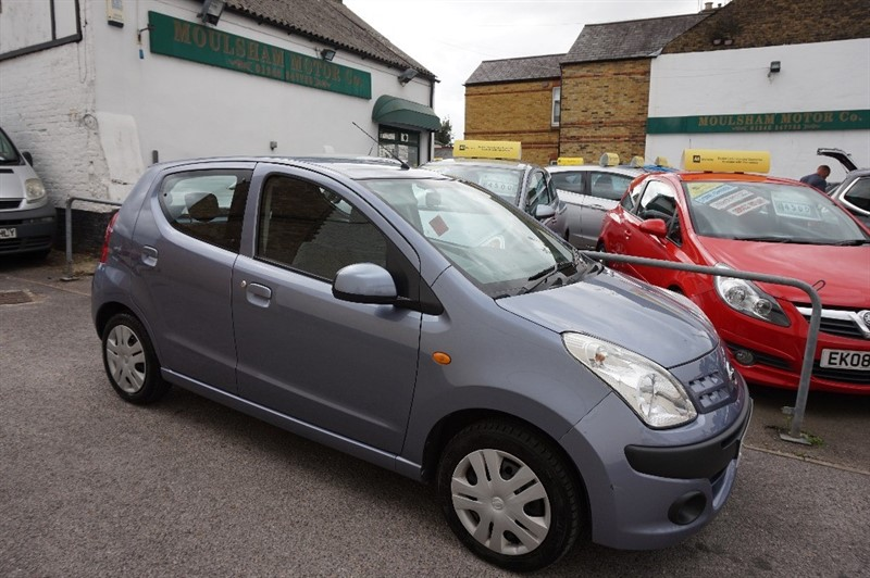 used Nissan Pixo N-TEC in chelmsford essex