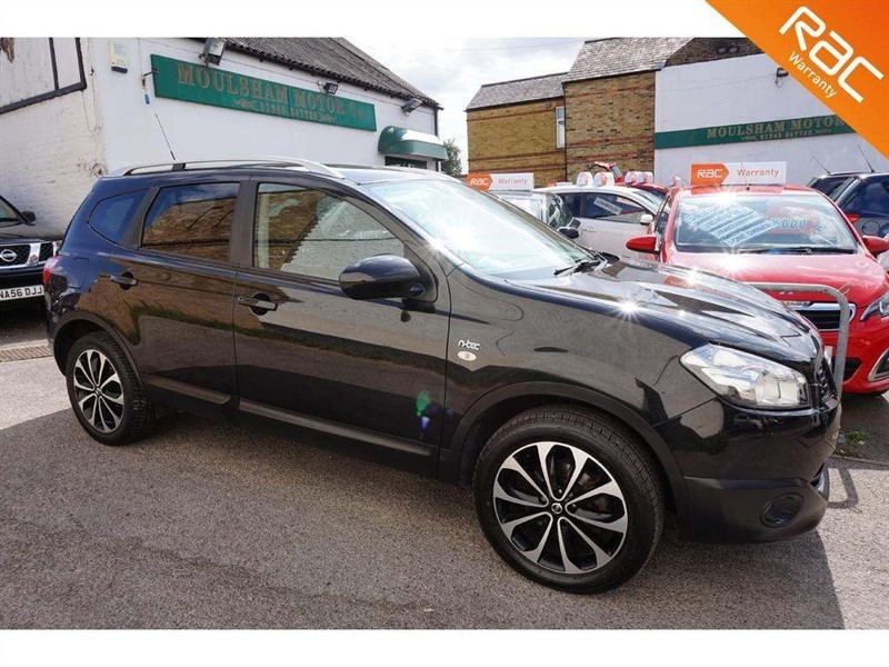 used Nissan Qashqai+2 n-tec (s/s) 5dr in chelmsford-essex