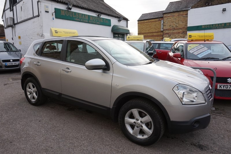 used Nissan Qashqai ACENTA in chelmsford essex