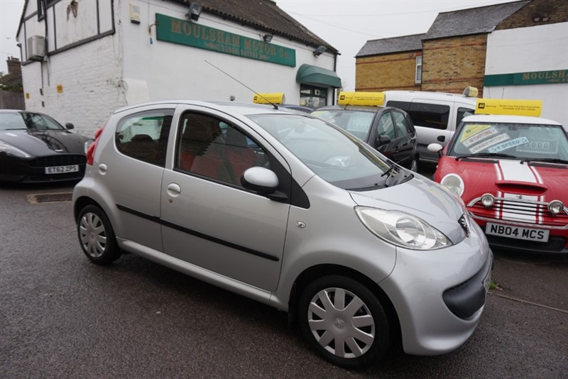 used Peugeot 107 URBAN MOVE in chelmsford-essex