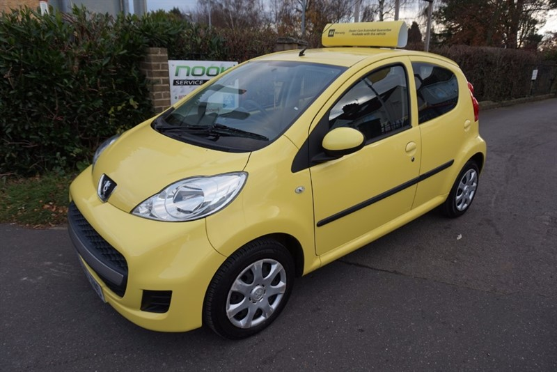 used Peugeot 107 URBAN in chelmsford essex