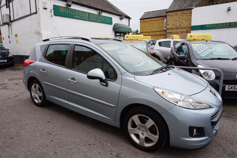 used Peugeot 207 HDI SW SPORT in chelmsford essex