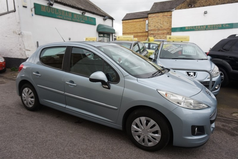 used Peugeot 207 HDI ACTIVE in chelmsford-essex
