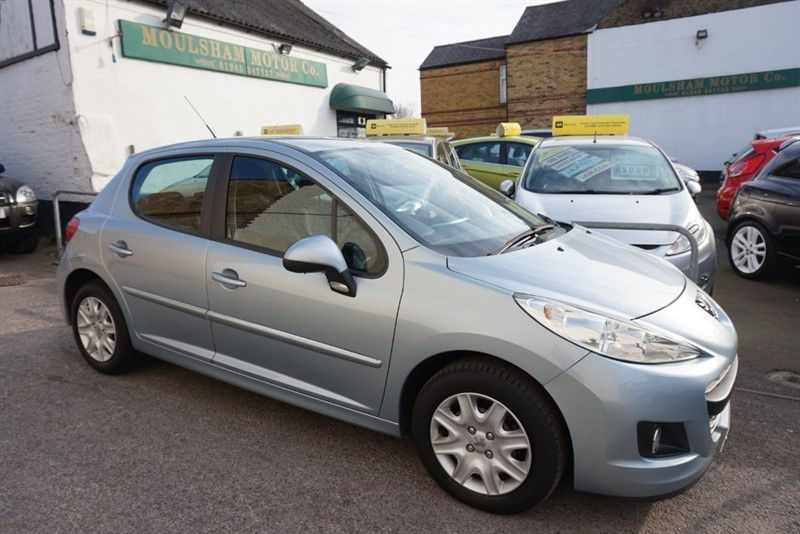used Peugeot 207 ACTIVE in chelmsford-essex