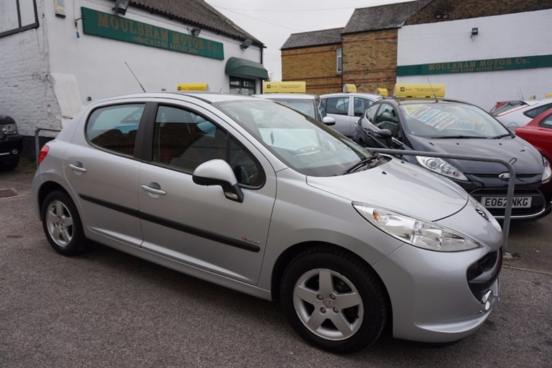 used Peugeot 207 VERVE in chelmsford essex