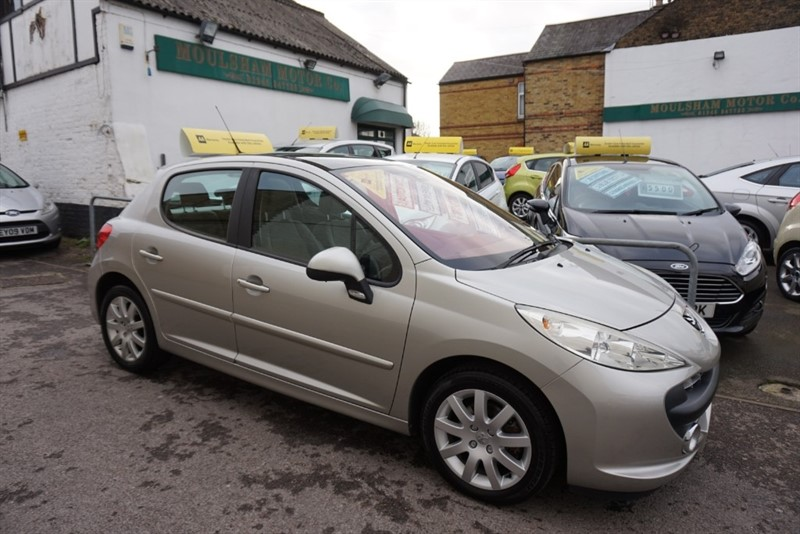 used Peugeot 207 SE PREMIUM in chelmsford-essex