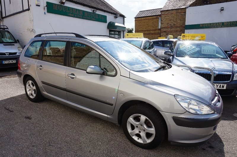 used Peugeot 307 LX in chelmsford essex