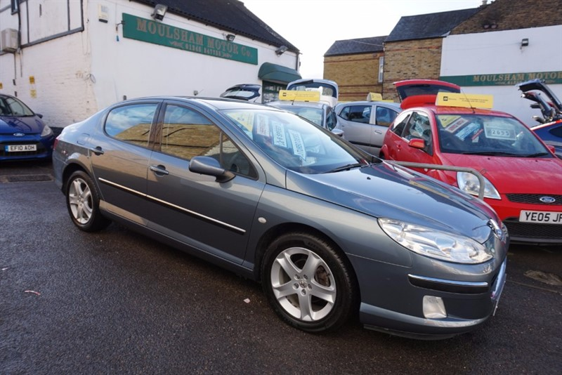 used Peugeot 407 HDI SE in chelmsford essex