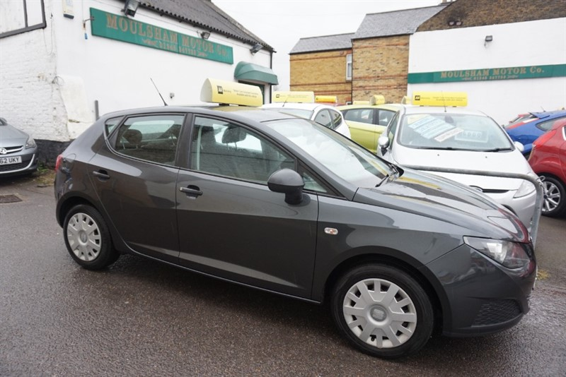 used SEAT Ibiza S A/C in chelmsford-essex