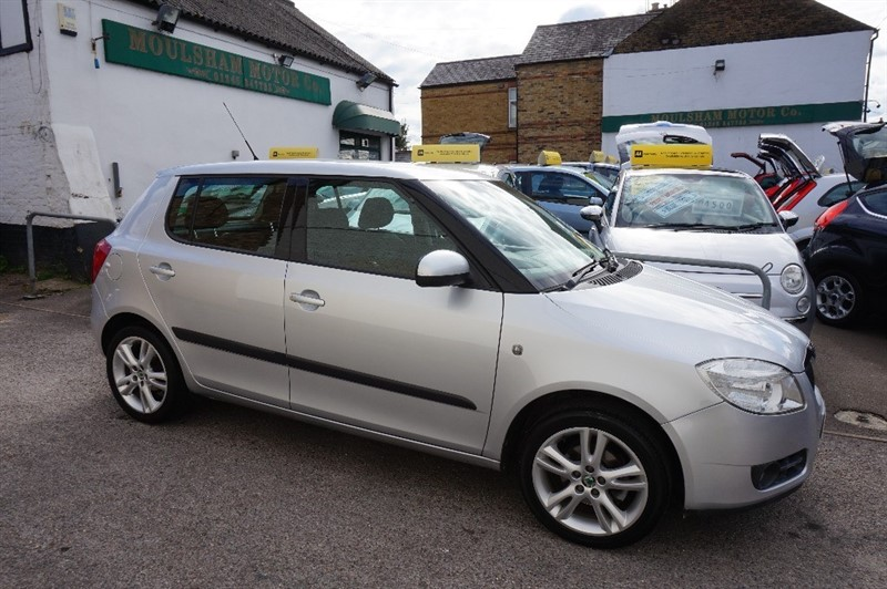 used Skoda Fabia LEVEL 3 16V in chelmsford essex