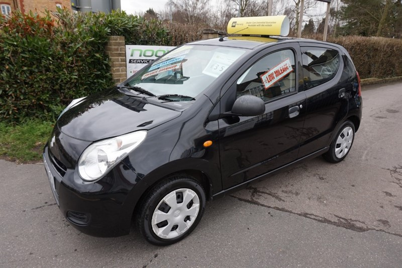 used Suzuki Alto SZ3 in chelmsford essex