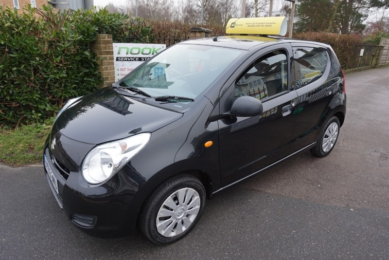 used Suzuki Alto SZ in chelmsford essex
