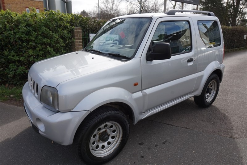 used Suzuki Jimny JLX in chelmsford-essex