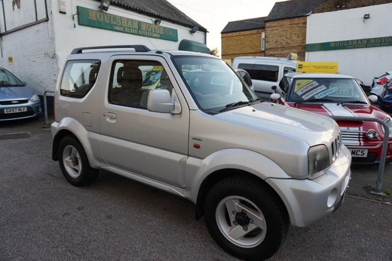 used Suzuki Jimny SPECIAL in chelmsford-essex