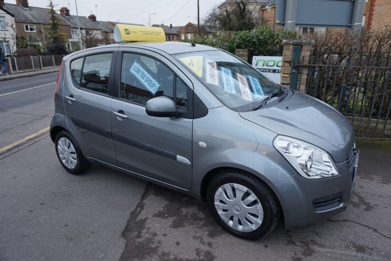 used Suzuki Splash GLS in chelmsford essex