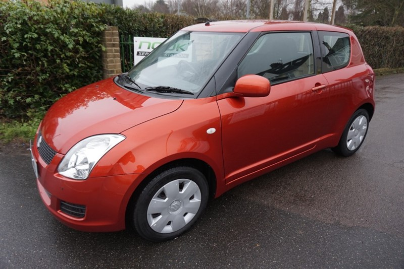 used Suzuki Swift GL in chelmsford-essex